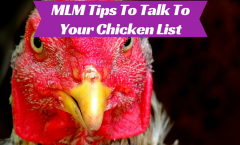 MLM Tips To Talk To Your Chicken List