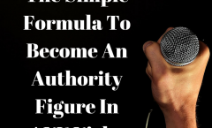 The Simple Formula To Become An Authority Figure In ANY Niche